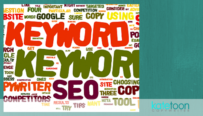 How to choose your SEO keywords