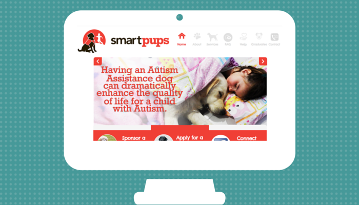 Case study: Smart Pups – Charity Copywriting