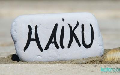 How to write the perfect haiku