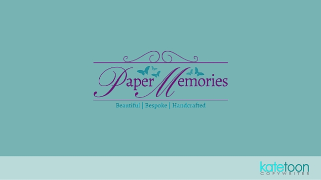 SEO Makeover winner: Paper Memories