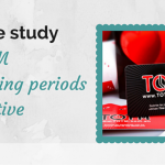 Case study: TOTM, Making periods positive