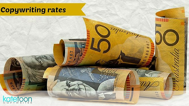 Copywriting rates: How much should you charge?