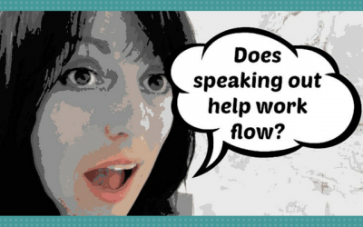 Podcast: Coaching Couch – Does speaking out help work flow?