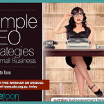 Simple SEO Strategies for Small Business Webinar