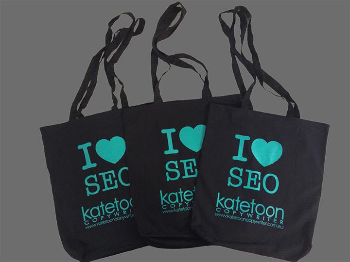 Kate Toon Goodie bag