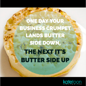 business crumpet