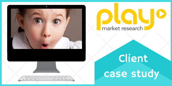Case study: PLAY Market Research