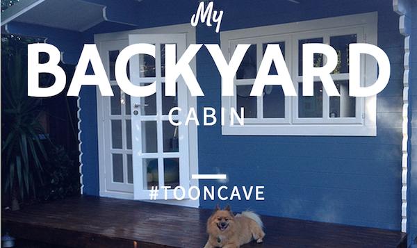 The perfect backyard office: my story
