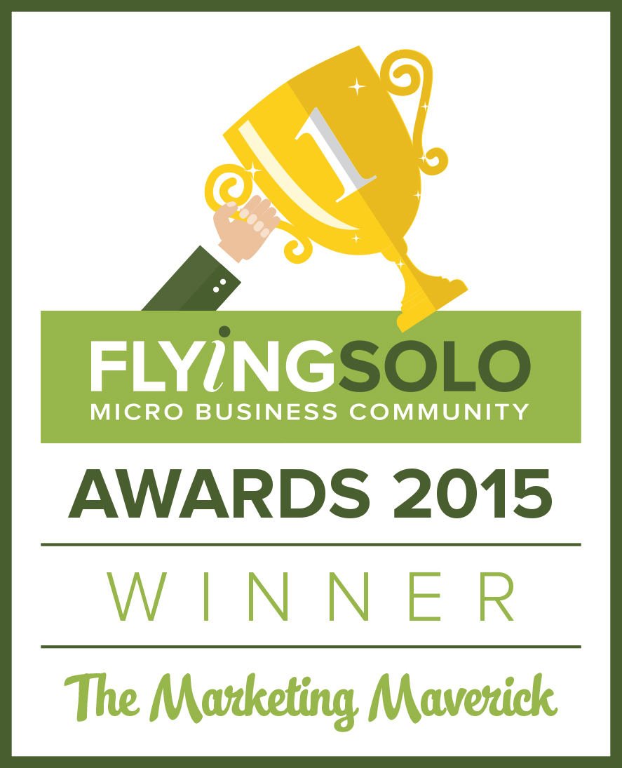 Flying Solo Marketing Maverick