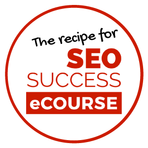 The Recipe for SEO Success