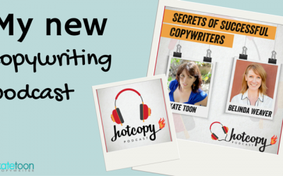 My new copywriting podcast
