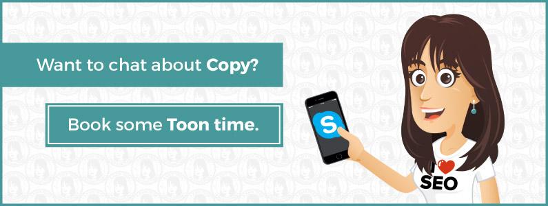 Kate Toon Copy Mentor