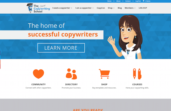 best copywriting community