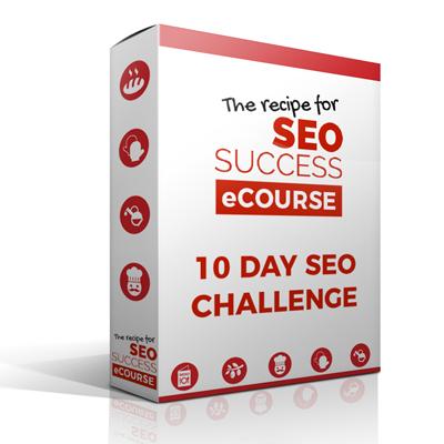 10 day SEO challenge