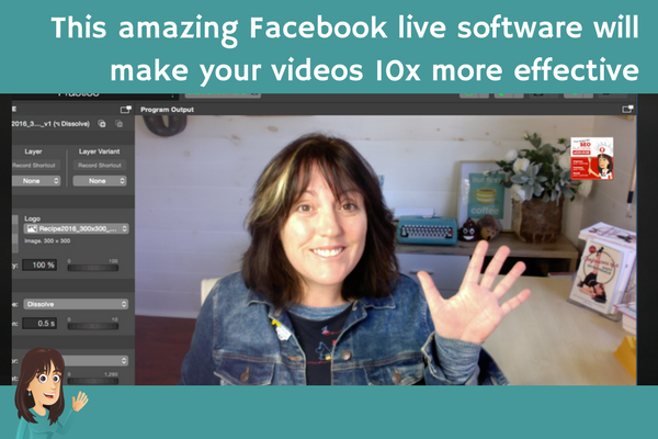 This amazing Facebook live software will make your videos 10x more effective