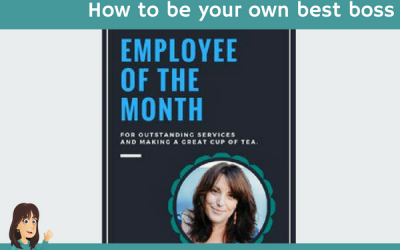 How to be your own best boss